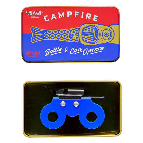 Campfire Bottle & Can Opener