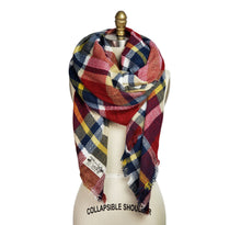Load image into Gallery viewer, Headwaters Blanket Scarf