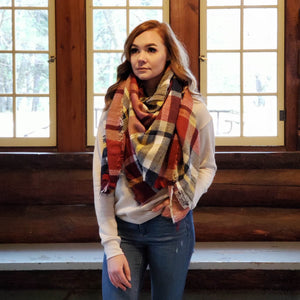 Headwaters Blanket Scarf