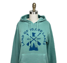 Load image into Gallery viewer, 218 Home and Gift Minnesota Hooded Sweat Shirt