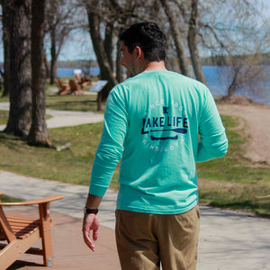 Lake Life Long Sleeve Tee