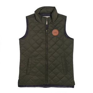 Fern Lake Quilted Vest - Women's