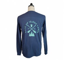 Load image into Gallery viewer, 10K Lakes Long Sleeve Tee