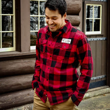 Load image into Gallery viewer, Northwoods Flannel Shirt - Men's