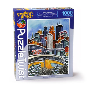 Minneapolis Spirit Puzzle