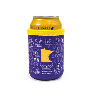 MN Football Can Cooler