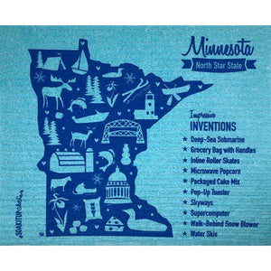 Minnesota Inventions Swedish Dishcloth