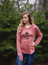 Load image into Gallery viewer, Minnesota Northwoods Adventures hoodie
