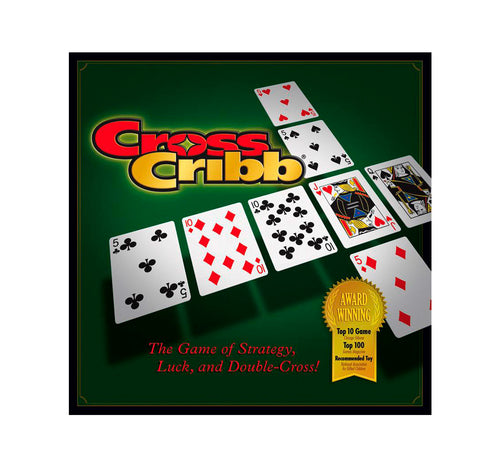 CrossCribb Board Game
