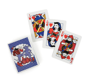 Paul Bunyan Playing Cards