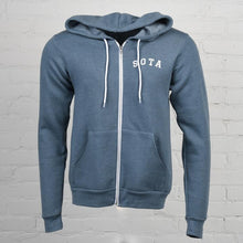 Load image into Gallery viewer, Lost River Unisex Zip-Up Hoodie