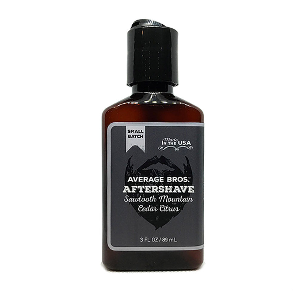 Sawtooth Mountain Aftershave