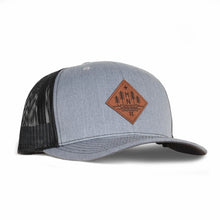 Load image into Gallery viewer, Smoke lake Snapback Hat
