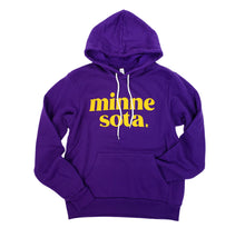 Load image into Gallery viewer, Throwback Vikes Hoodie
