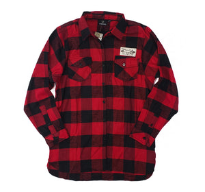 Northwoods Flannel Shirt - Women's