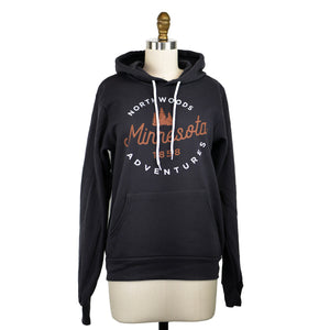Women's Minnesota Hooded Sweatshirt