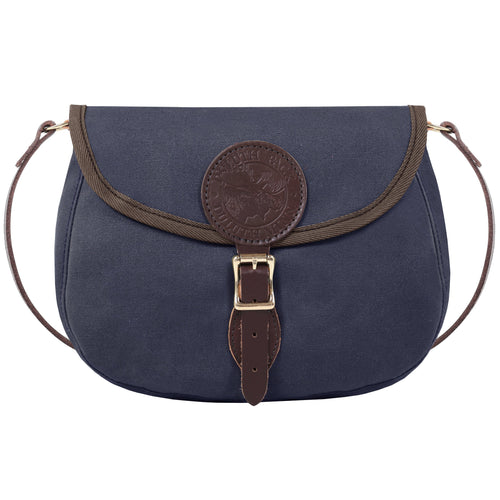 Shell Purse - Navy