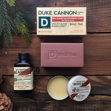 Load image into Gallery viewer, Men's gift ideas: soap and beard care
