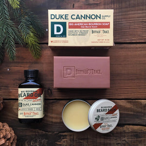 Men's gift ideas: soap and beard care