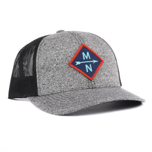 Load image into Gallery viewer, Dawson Diamond Snapback Hat