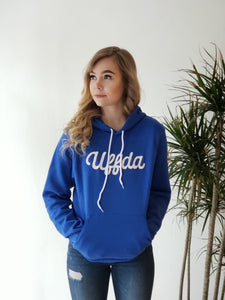 Women's Uffda Hooded Sweatshirt