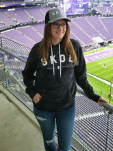 Load image into Gallery viewer, Minnesota Vikings Hat and Hoodie at 218 Clothing