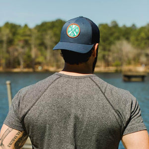 Minnesota patch hat
