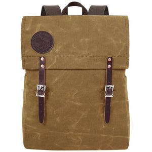 Scoutmaster Pack - Waxed Khaki