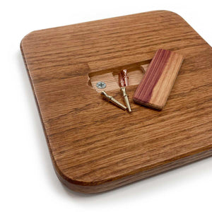 10K Rinks Cribbage Board- Small