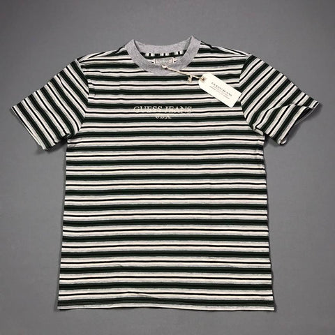 "Guess ""Green Stripe"" Tee"