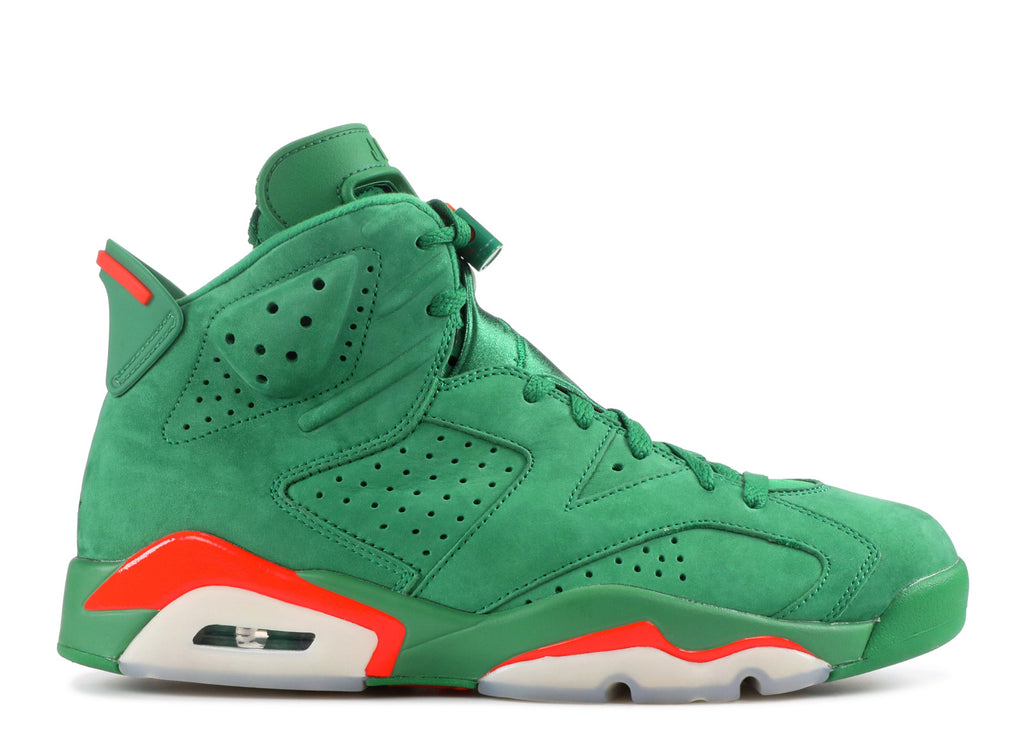 "Air Jordan Retro 6 ""Gatorade"" (Green)"