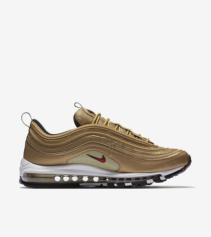 "Air Max 97 OG ""Metallic Gold"" GS"