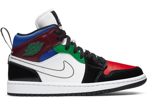 "Wmns Air Jordan 1 Mid SE ""Multi-Color"""