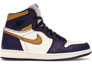 "Air Jordan Retro 1 ""La To Chicago"""