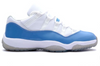 "Air Jordan Retro 11 Low ""Columbia"" 2017-LacedUp"