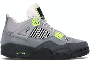 Air Jordan Retro 4 SE 95 Neon (GS)