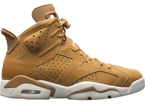 Air Jordan Retro 6 Retro Wheat