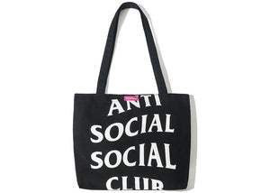 Anti Social Social Club Tote Black