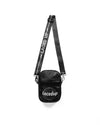 Laced Up 3M Reflective Ripstop Crossbody Shoulder Bag