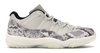 "Air Jordan Retro 11 ""Snakeskin""-LacedUp"