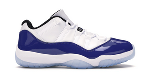 "Air Jordan Retro 11 Low ""White Concord"""