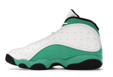"Air Jordan Retro 13 ""White Lucky Green"""