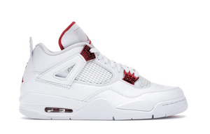 "Air Jordan Retro 4 ""Metallic Red"""