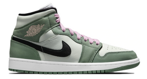 "Air Jordan 1 Mid ""Dutch Green"" (W)"