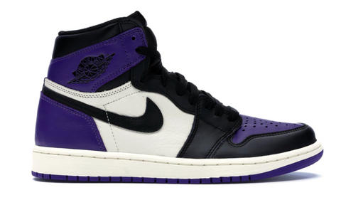 "Air Jordan Retro 1 ""Court Purple"""