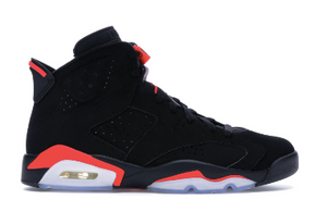 "Air Jordan Retro 6 ""Black Infrared"" (2019)"