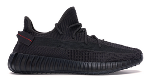 "Adidas Yeezy Boost 350 V2 ""Black Static"" NR-LacedUp"
