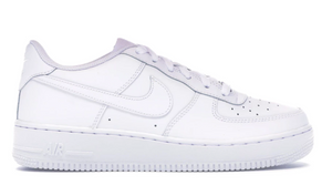 Nike Air Force 1 Low (WHITE) GS-LacedUp