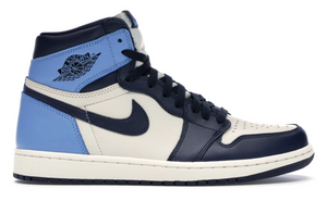"Air Jordan Retro 1 ""Obsidian UNC"""