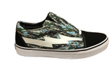 Ian Conner Revenge X Storm Low Top Blue/Green Camo-LacedUp